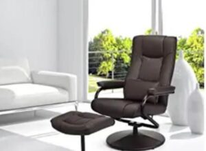 Swivel Recliner Chair, WaterJoy