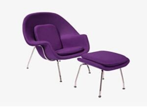 Cashmere Womb Chair