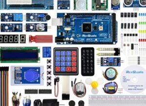 REXQualis Mega 2560 Kit The Most Complete Starter Kit