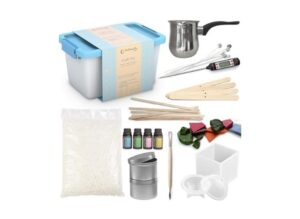 Candle Making Kit – Wax and Accessory