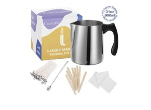 Candle Making Kit, Stainless Steel