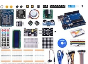 kuman Complete Starter Kit with Detailed Tutorial and Reliable Components