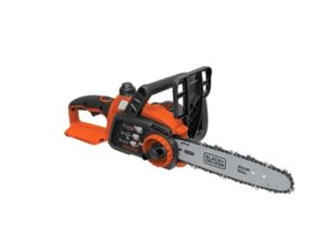BLACK+DECKER 20V Max Cordless Chainsaw, 10-Inch, Tool Only