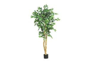 Nearly Natural 5208 Ficus Artificial Tree