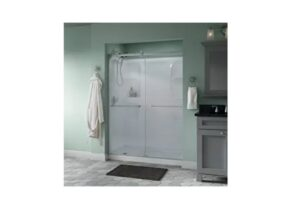 Delta Shower Doors SD3172722 Windemere Semi-Frameless