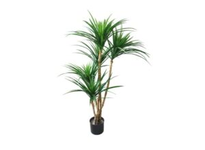 FopamtriArtificial Bird of Paradise Plant Tropical Palm Tree