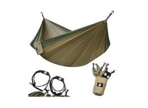 Legit Camping Parachute Portable Hammocks for Hiking