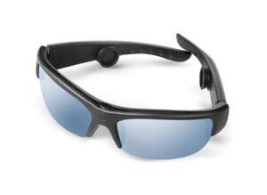 AcTek Bone Conduction Sunglasses, Bluetooth Bone Conduction
