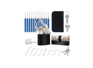 Dealt's 3 Locks with Multi-Function Tools 20 Pcs