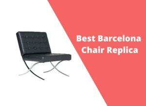 Best Barcelona Chair Replica