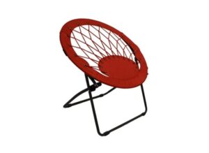 Impact Canopy 460060004 Portable Web Folding Bungee Chair