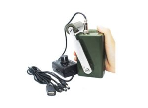 Hand Crank Generator High Power Charger for Outdoor by Huaban store