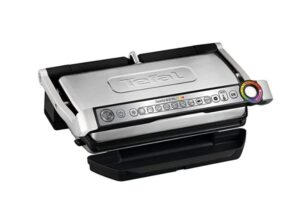 T-fal GC722D53 1800W OptiGrill XL Stainless Steel Large Indoor