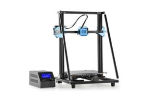 Upgrade Creality CR-10 V2 3D Printer with Silent Mainboard
