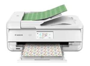 Canon TS9521C All-In-One Wireless Printer