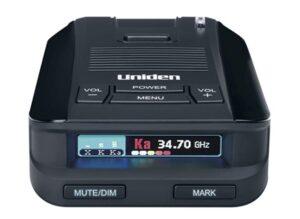 Uniden DFR9 Super Long Range Laser and Radar Detection