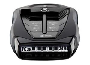 AD 480i Lase.Cobra Rr Radar Detector