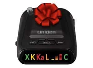 Uniden DFR1 Long Range Laser and Radar Detection