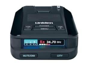 Uniden DFR8 Super Long Range Laser and Radar Detection
