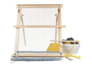 """Beka 20"""" Weaving Frame Loom with Stand"""