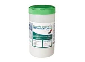 Terminator-HSD concrete cleaner