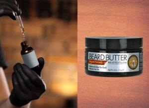 Beard Butter vs Beard oil