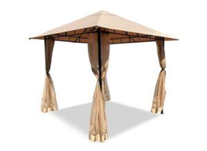 DikaSun Gazebos for Patios Single Roof Gazebo