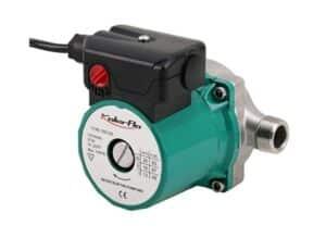 """KOLERFLO 3/4"""" NPT Hot Water Circulation Pump Stainless Steel Recirculating Water Pump"""