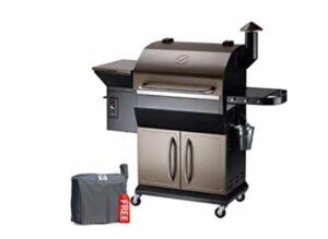 Z GRILLS ZPG-1000D Wood Pellet Grill & Smoker