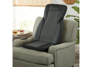 Brookstone S2 Shiatsu Massaging Heated Seat Topper