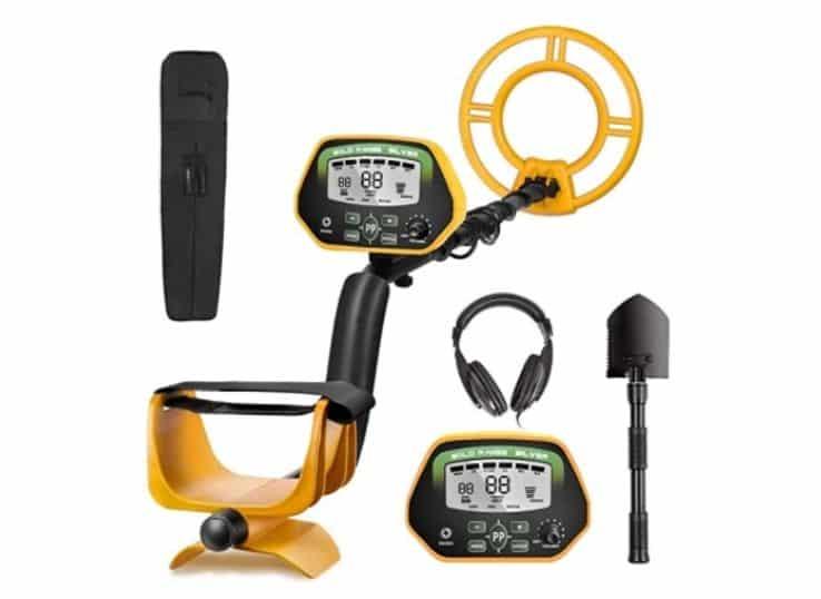 RM RICOMAX Metal Detector GC-1037