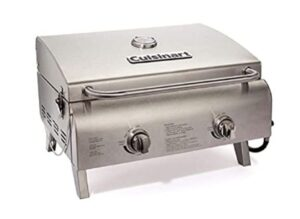 Cuisinart CGG-306 Chef's Style Propane Tabletop Grill