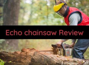 Echo Chainsaw Review