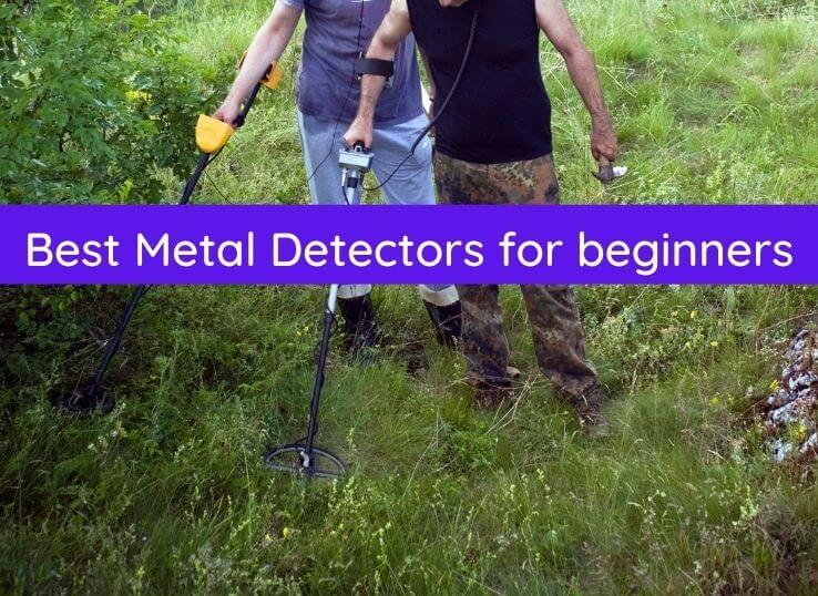 best metal detectors for beginners