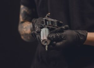 How to assembly a tattoo gun