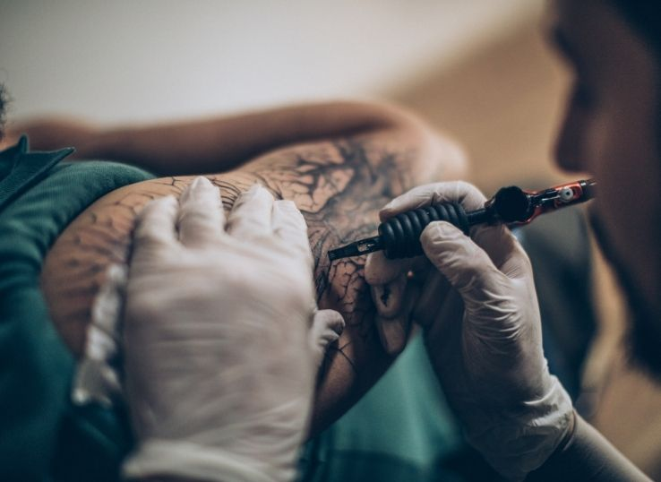 How to shade a tattoo