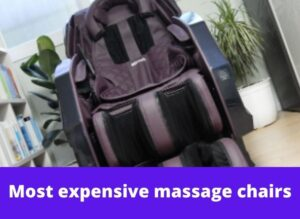 Most expensive massage chair (1)