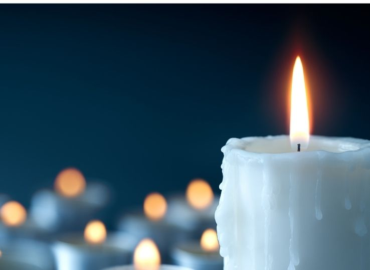 How to read candle flame
