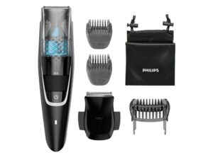 Philips Norelco bread trimmer series 7200 with vacuum