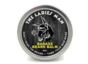 THE LADIES MAN BADASS BEARD BALM