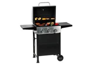MASTER COOK 3 Burner BBQ Propane gas grill