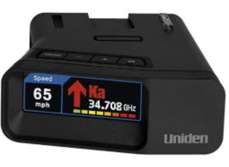 Best Overall UNIDEN R7 Radar detector