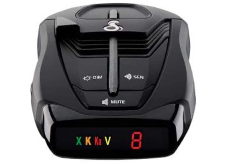 Best Budget COBRA RAD 380 Radar detector