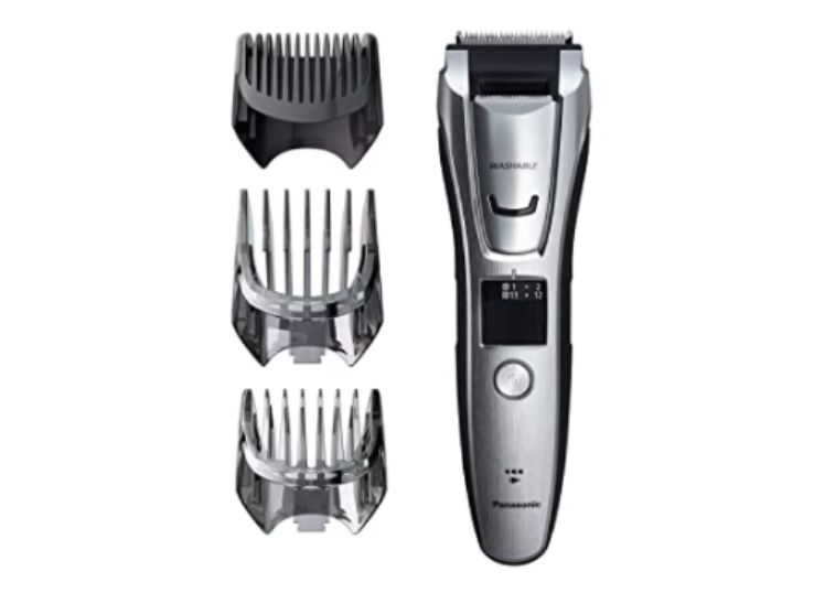 Panasonic Rechargeable Beard Trimmer and Body Hair Groomer