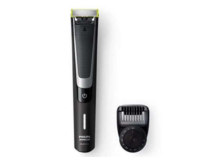 Overall Philips Norleco One Balde Beard Trimmer