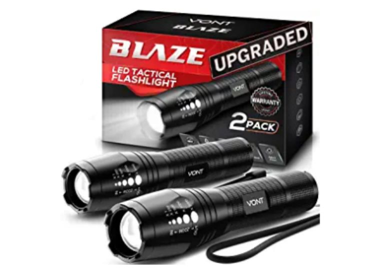 Vont Blaze LED Tactical Flashlight